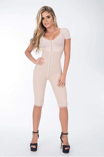Picture of 6093 full back garment without arms