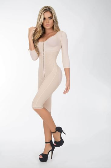 Picture of 6094 full back garment with arms